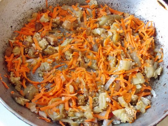 добавим морковку