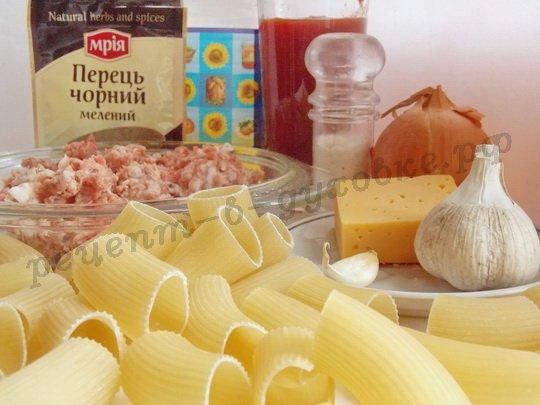 Как приготовить каннеллони с фаршем в духовке: рецепт с фото