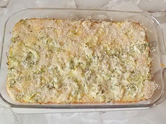 приготовление капустной запеканки