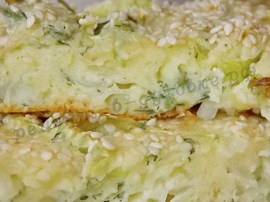 капустная запеканка фото рецепт