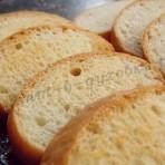 как сушить сухарики в духовке