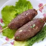 люля-кебаб фото рецепт