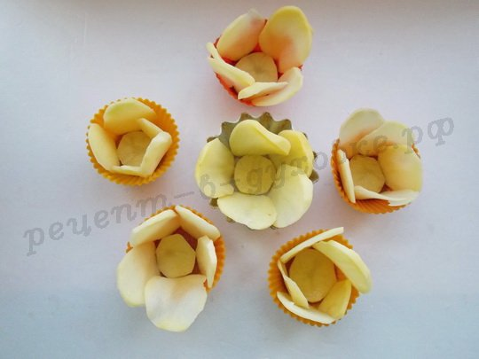 рецепт картофельных корзиночек