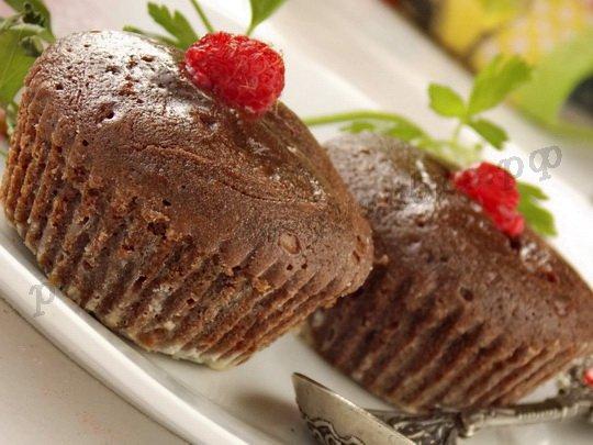 шоколадные фонданы фото