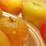 вкусные печёные яблочки