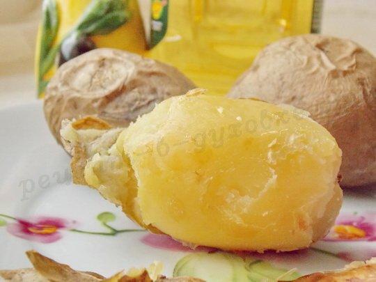вкусная картошечка