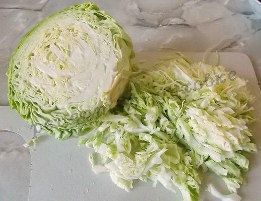 нашинкуем капусту