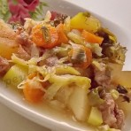 рецепт овощного рагу в духовке