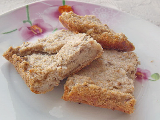 пудинг из ржаного хлеба