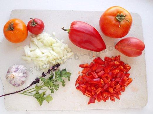 приготовим томатный соус