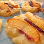 сырники с нектаринами