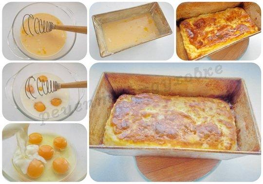 как приготовить вкусный омлет в духовке