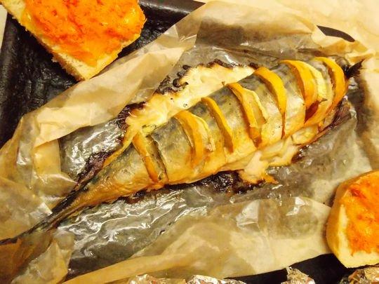 как запечь рыбу без фольги
