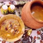 фасолевый суп в духовке