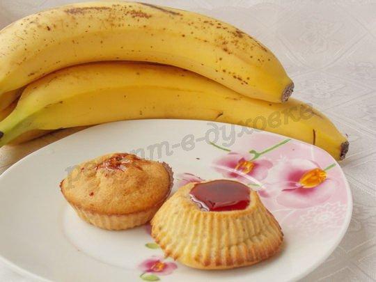 бананово-творожное суфле