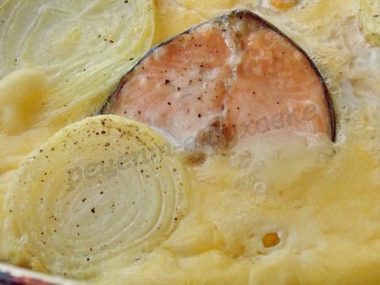 рецепт вкусной красной рыбы