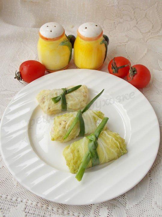 Пекинская капуста духовке рецепты фото
