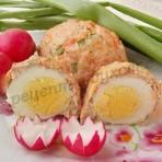 мясные зразы с яйцом