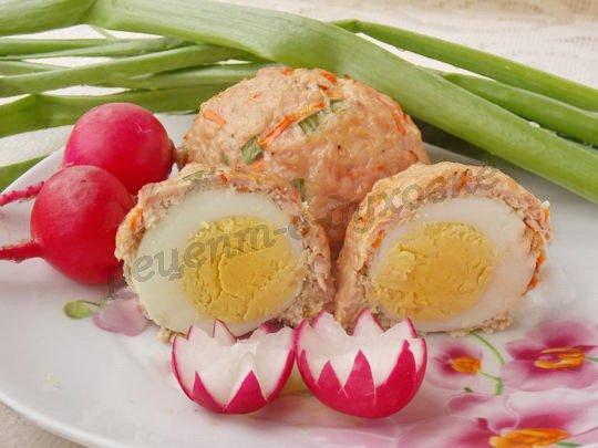зразы из мясного фарша с яйцом