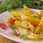 картошка по-турецки