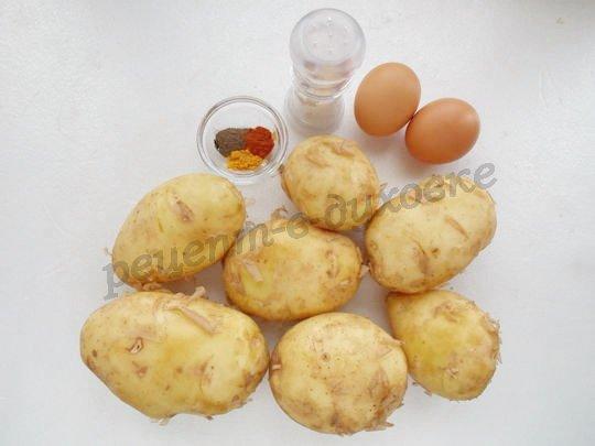 рецепт молодой картошки в духовке