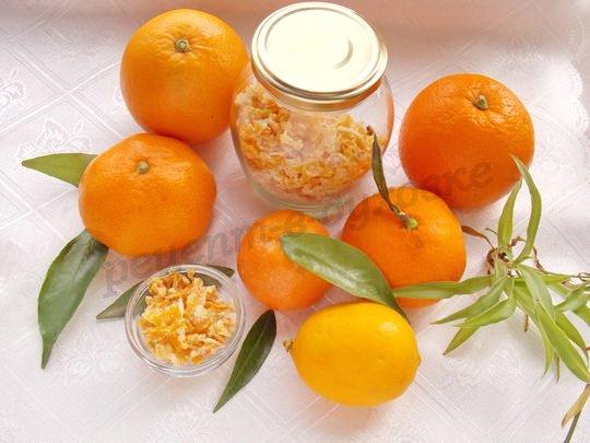 цукаты из апельсина и лимона в домашних условиях