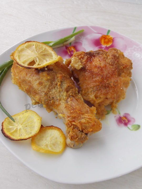 рецепт вкусной курицы в панировке